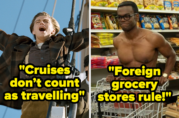 People Are Sharing Their Unpopular Opinions About Travelling And Honestly, I Can Lowkey Relate BuzzFeed » World RSS Feed BUZZFEED » WORLD RSS FEED : PHOTO / CONTENTS  FROM  BUZZFEED.COM #NEWS #EDUCRATSWEB