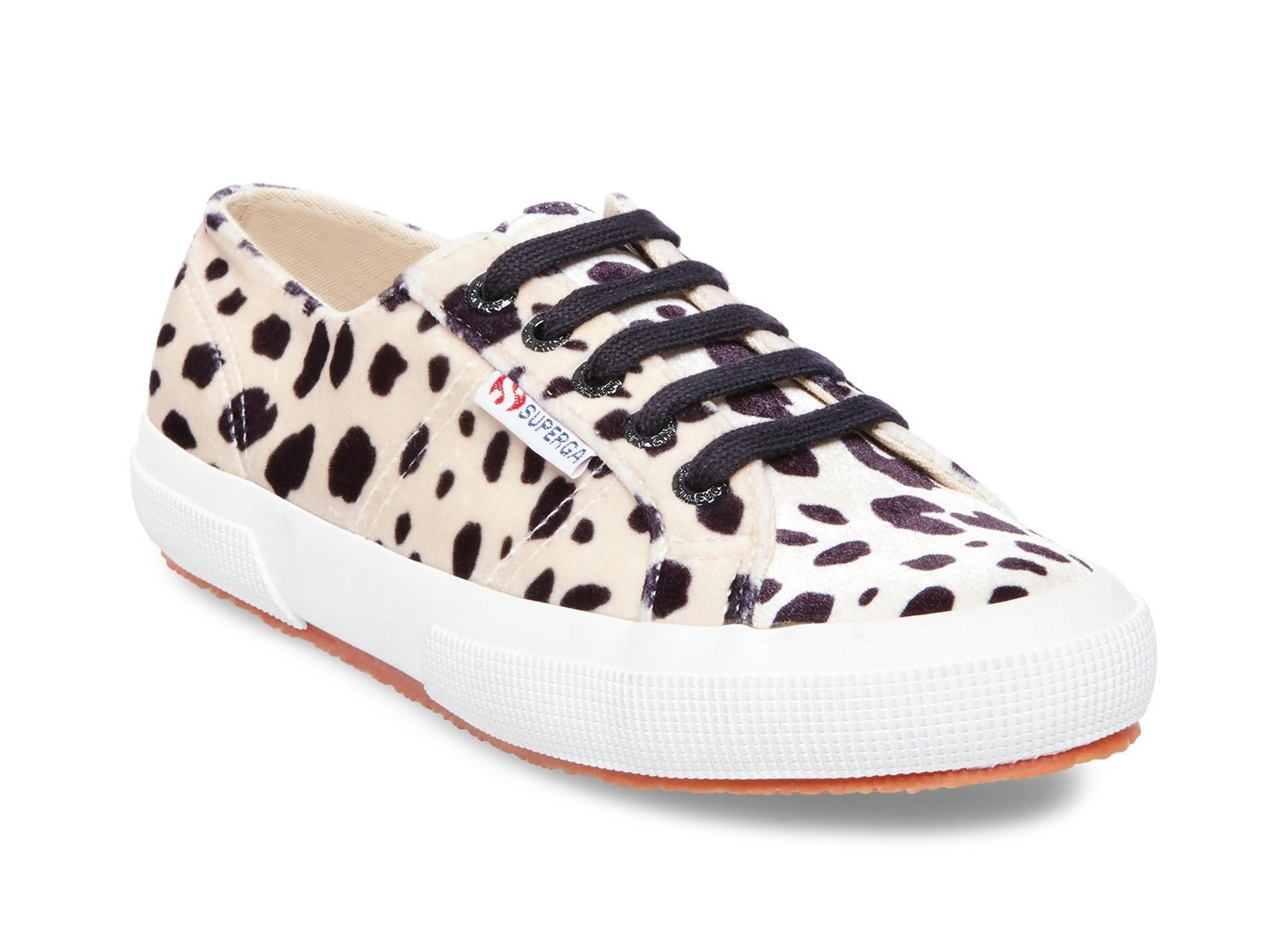 the leopard print sneakers