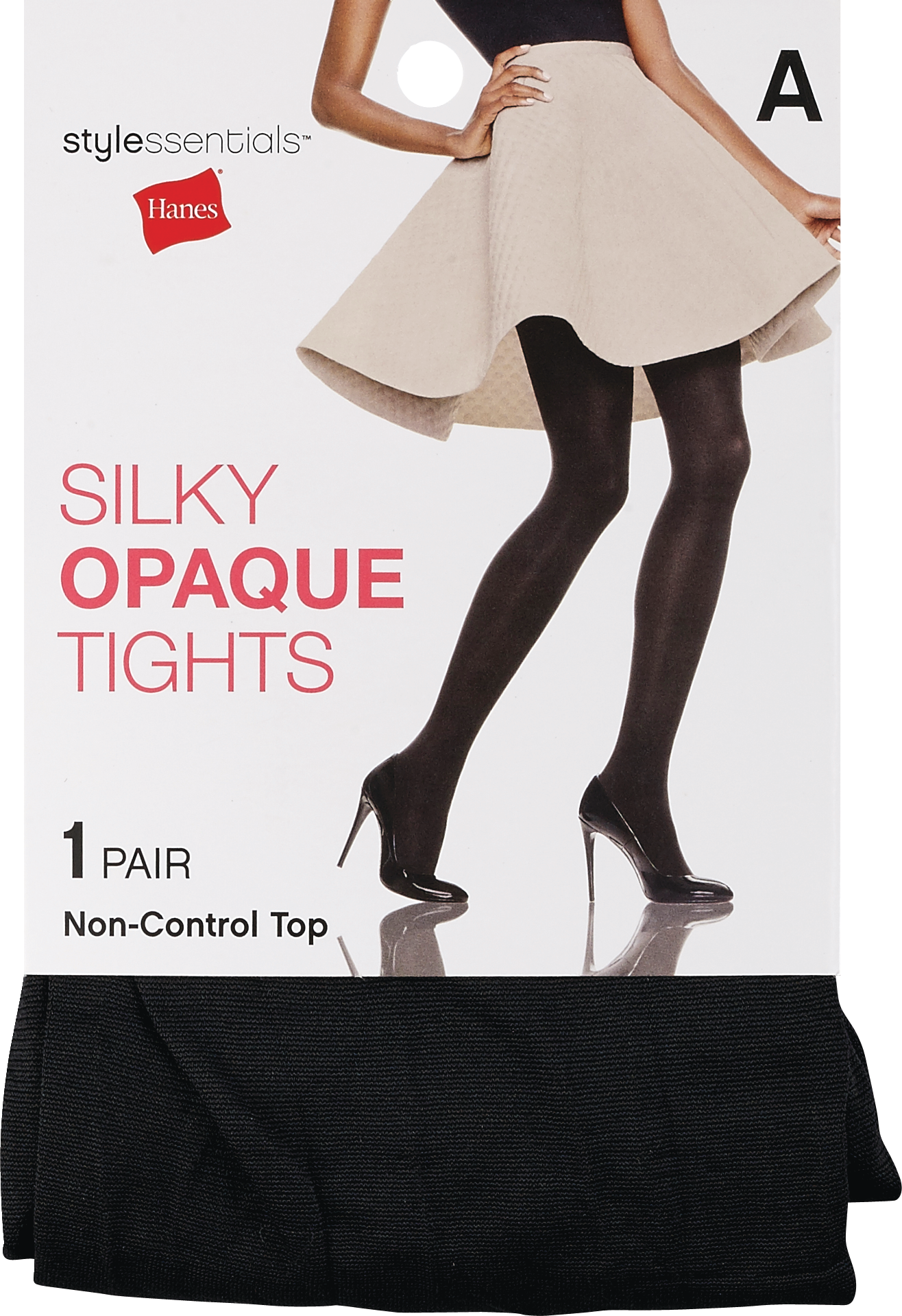 The tights which are non-control top