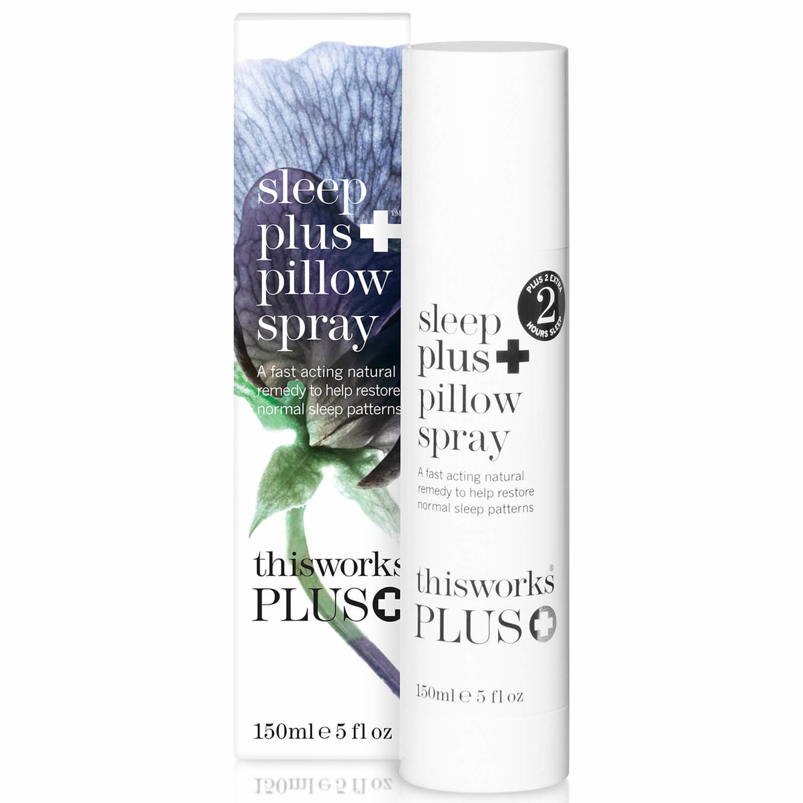 A bottle of pillow spray