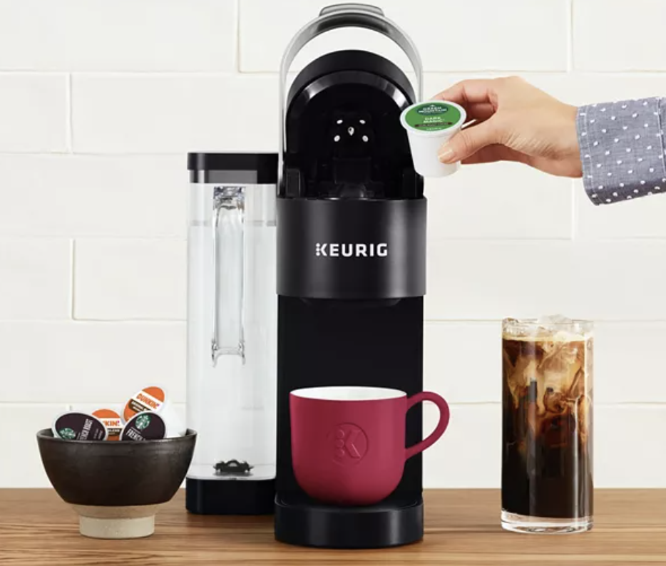 Keurig K-Supreme single-serve coffee machine