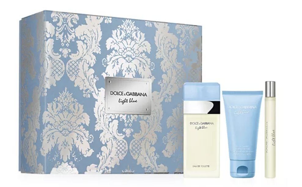 Dolce & Gabbana Light Blue gift set
