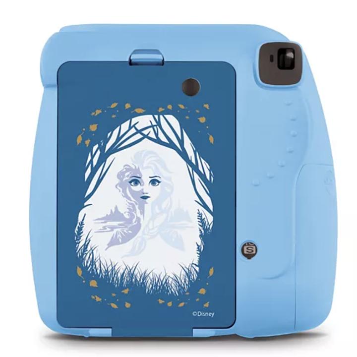 Frozen 2 Instax mini 8 polaroid camera