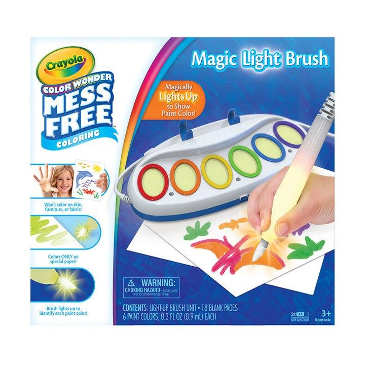 The color wonder magic light brush