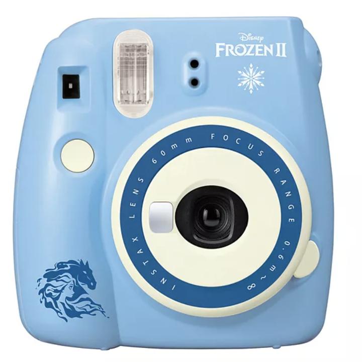 Frozen 2 Instax polaroid camera