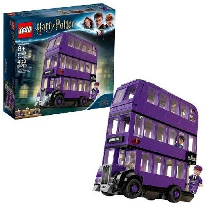 The Harry Potter Lego set