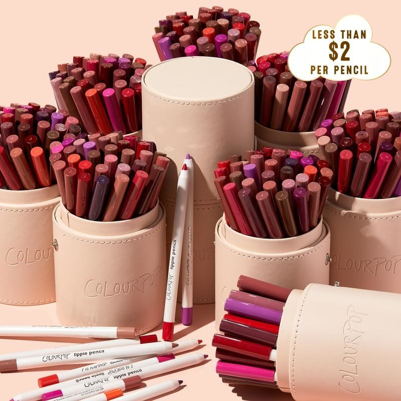 The lip pencils