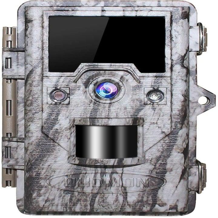 the camo camera
