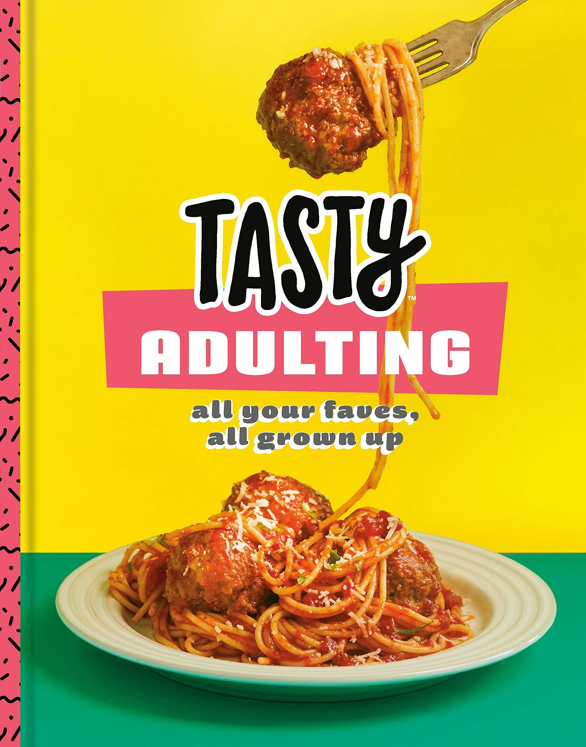 Tasty Adulting cookbook cover