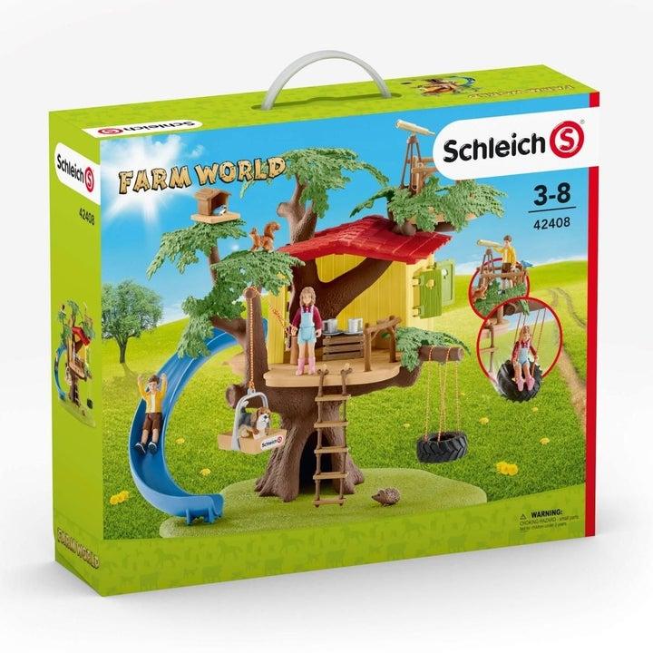 The adventure tree house box