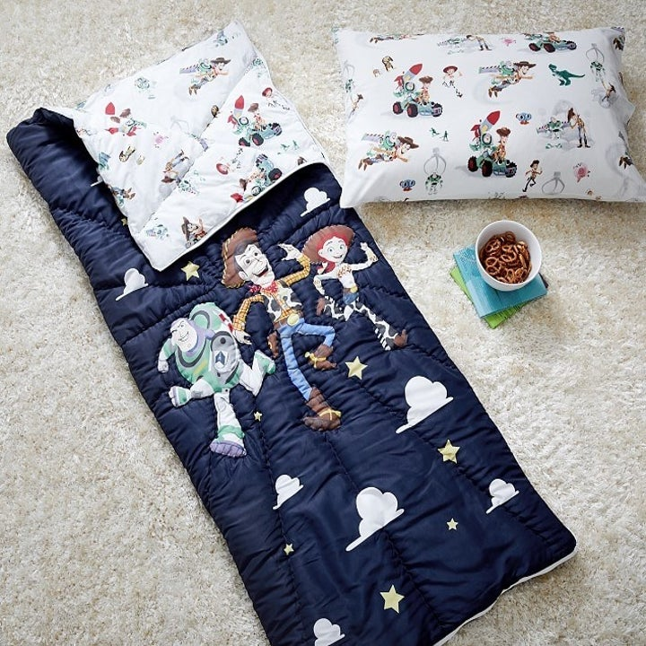 Disney and Pixar Toy Story sleeping bag