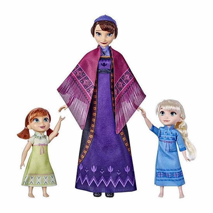Disney's Frozen 2 Queen Iduna Lullaby set