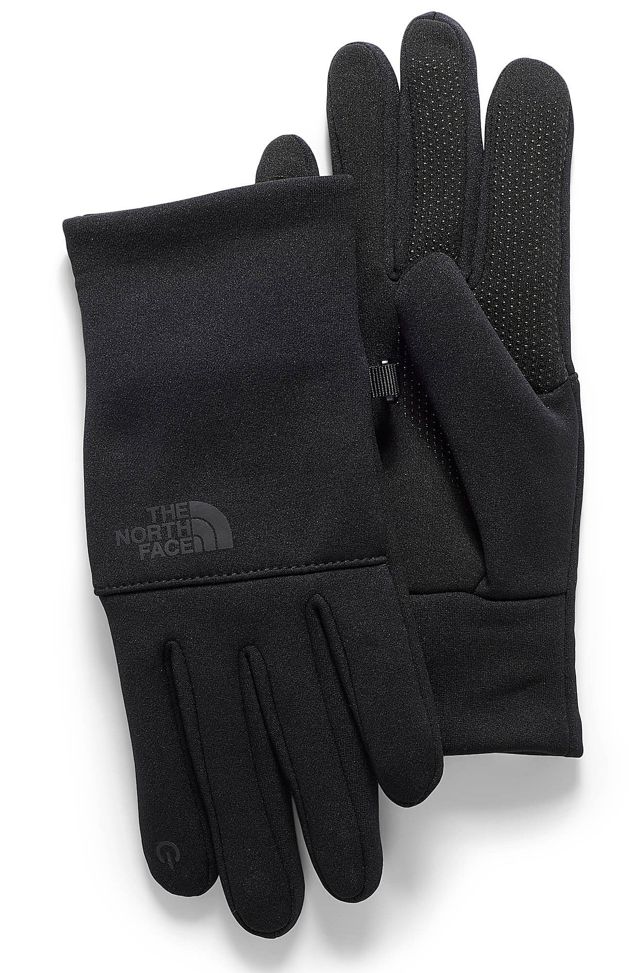 A pair of gloves with grippy dots on the palm