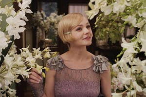 Daisy from the Great Gatsby