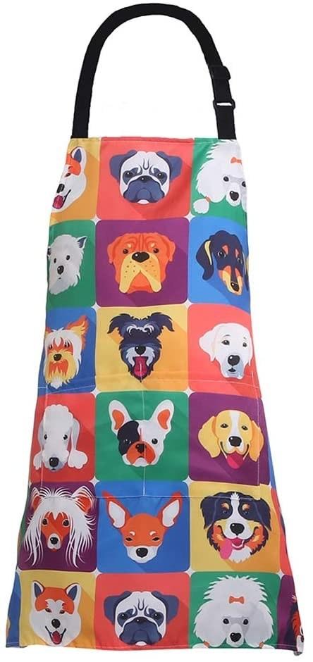 The MissOwl adjustable apron