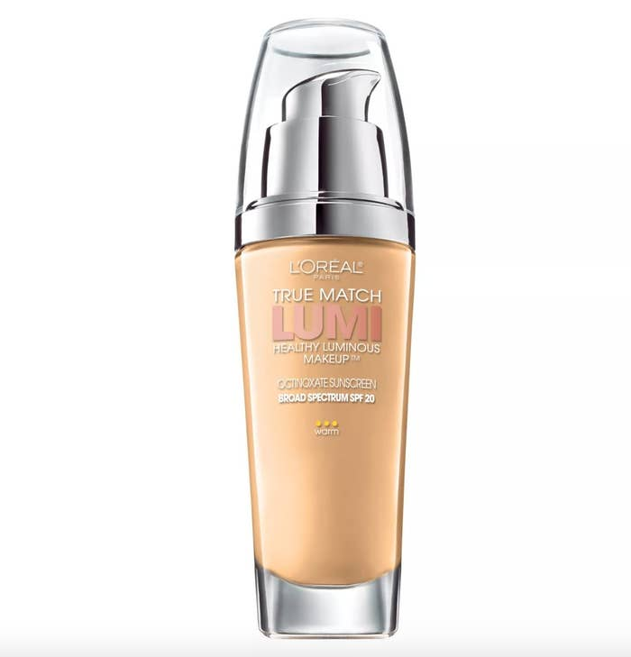 L'Oreal Paris True Match Lumi Healthy Luminous Makeup