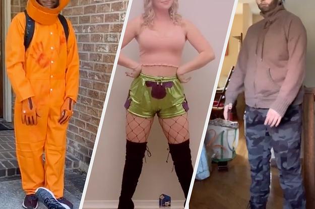 15 Hilarious Meme Costumes From TikTok