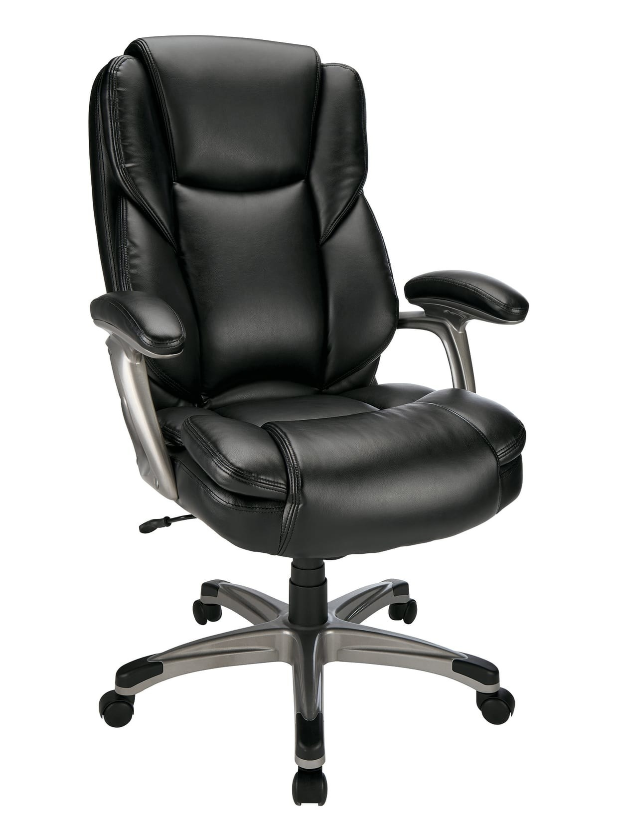 the chair in black