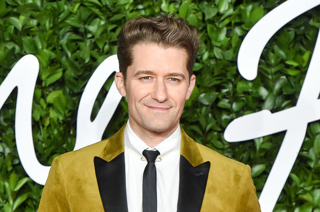 I Cant Stop Thinking About The Haunting Pictures Of Matthew Morrison As The Grinch