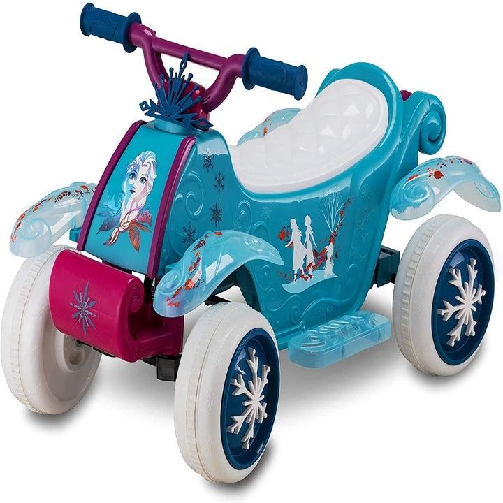 Disney Frozen 2 quad ride