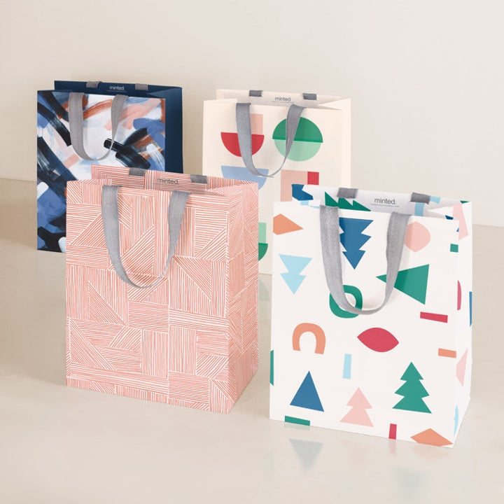 the pop holiday gift bag collection