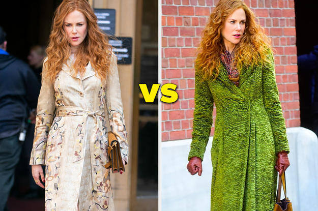 The Official Ranking Of Nicole Kidmans Coats In The Undoing, From Best To Worst