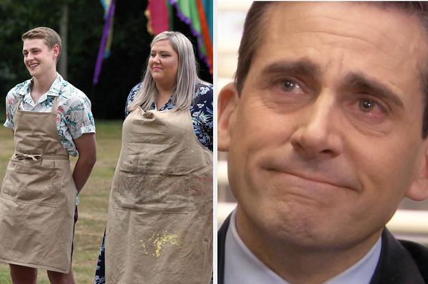 21 Reactions To The Great British Bake Off Finale