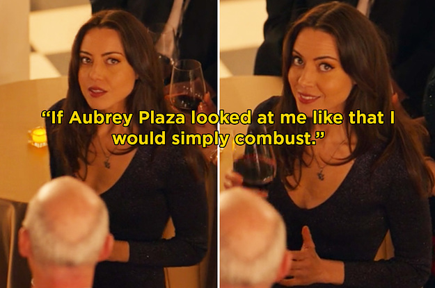 21 Tweets And Tumblr Posts About Aubrey Plaza In Happiest Season That Are Just Flawless