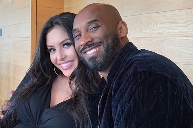 Vanessa Bryant Sweetly Remembered The First Time She Met Kobe Bryant
