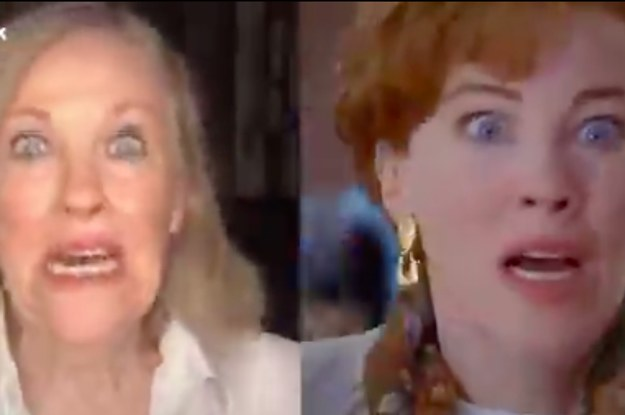 People Are Just Finding Out Moira From Schitts Creek Is The Mom From Home Alone, And This Is Further Proof The US Education System Is Failing