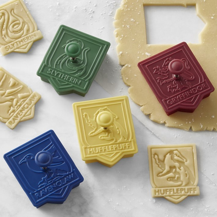 the house crest cookie cutters