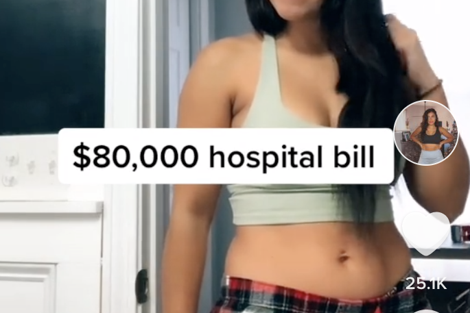This Viral Trend Where Moms Share How Much Their Hospital Bill Was For Giving Birth Is Eye Opening