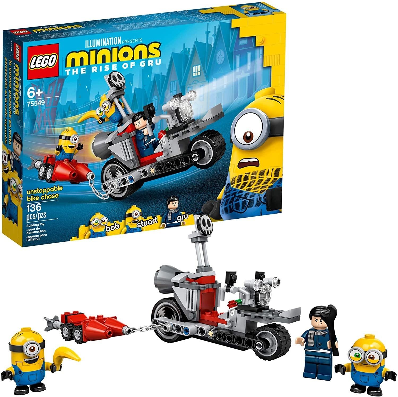 Minions Lego set