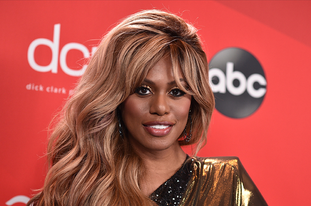 Laverne Cox Was The Subject Of An Aggressive Transphobic Attack In A Los Angeles Park