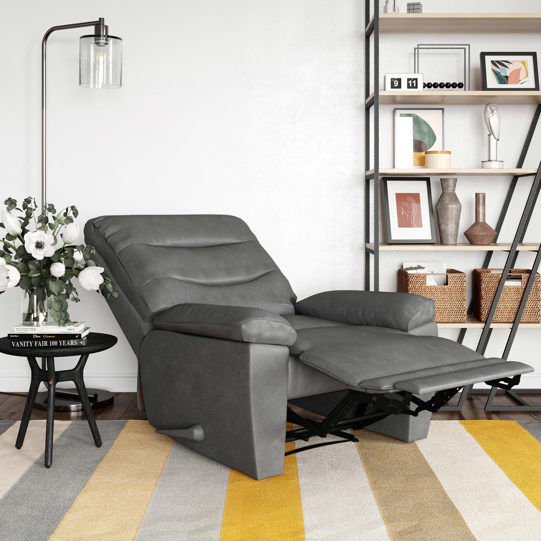 The manual recliner