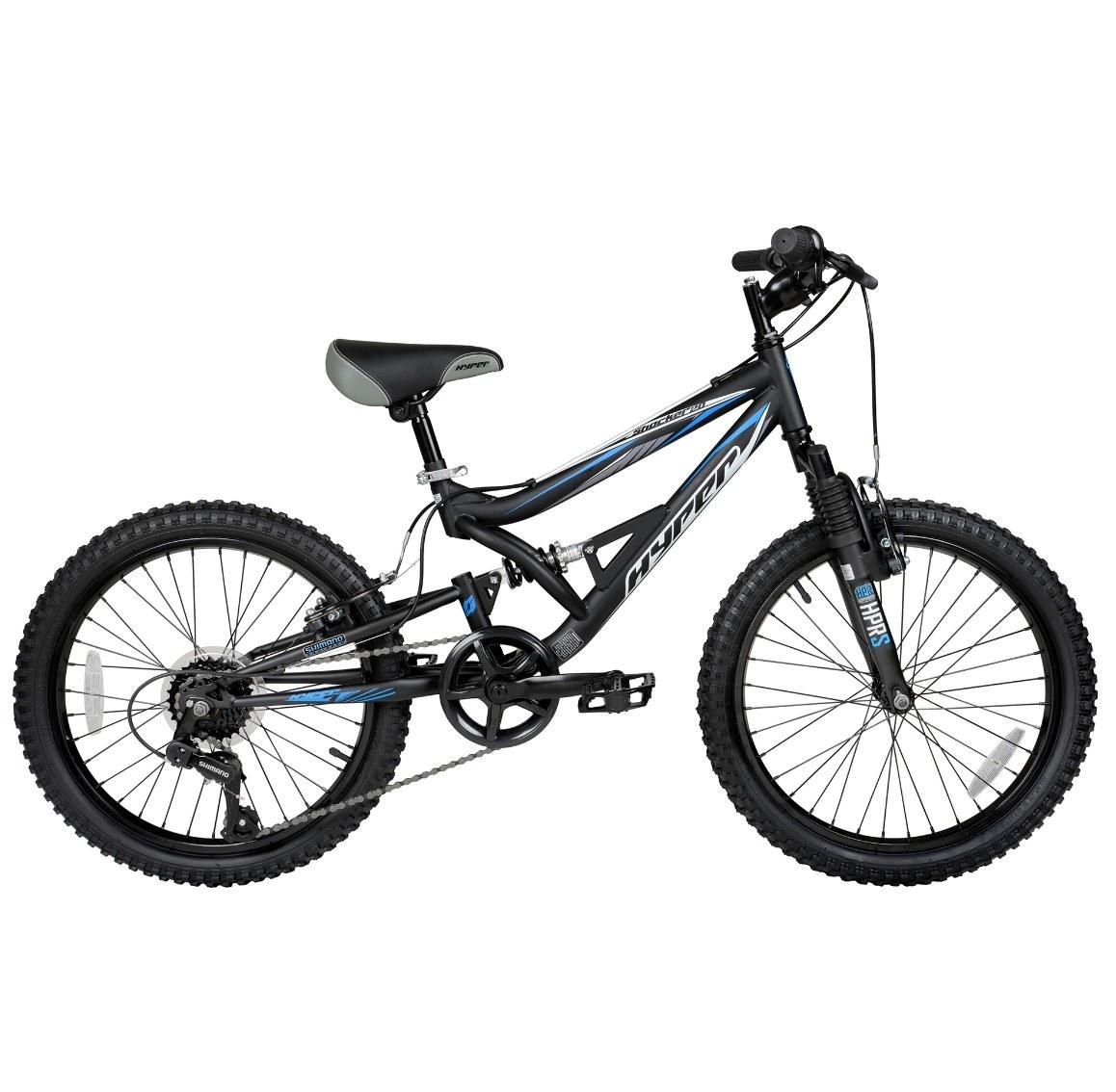 The kids mountain bike