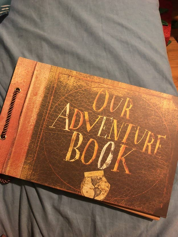 a reviewer's up-inspired photo album