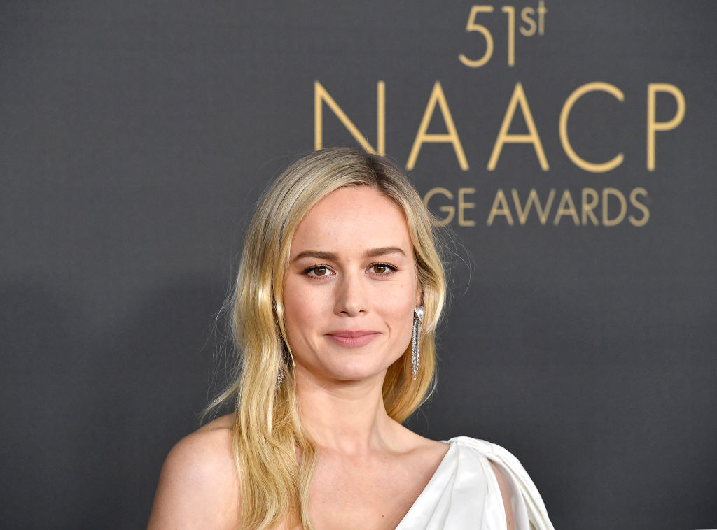 Brie Larson attends the 51st NAACP Image Awards,