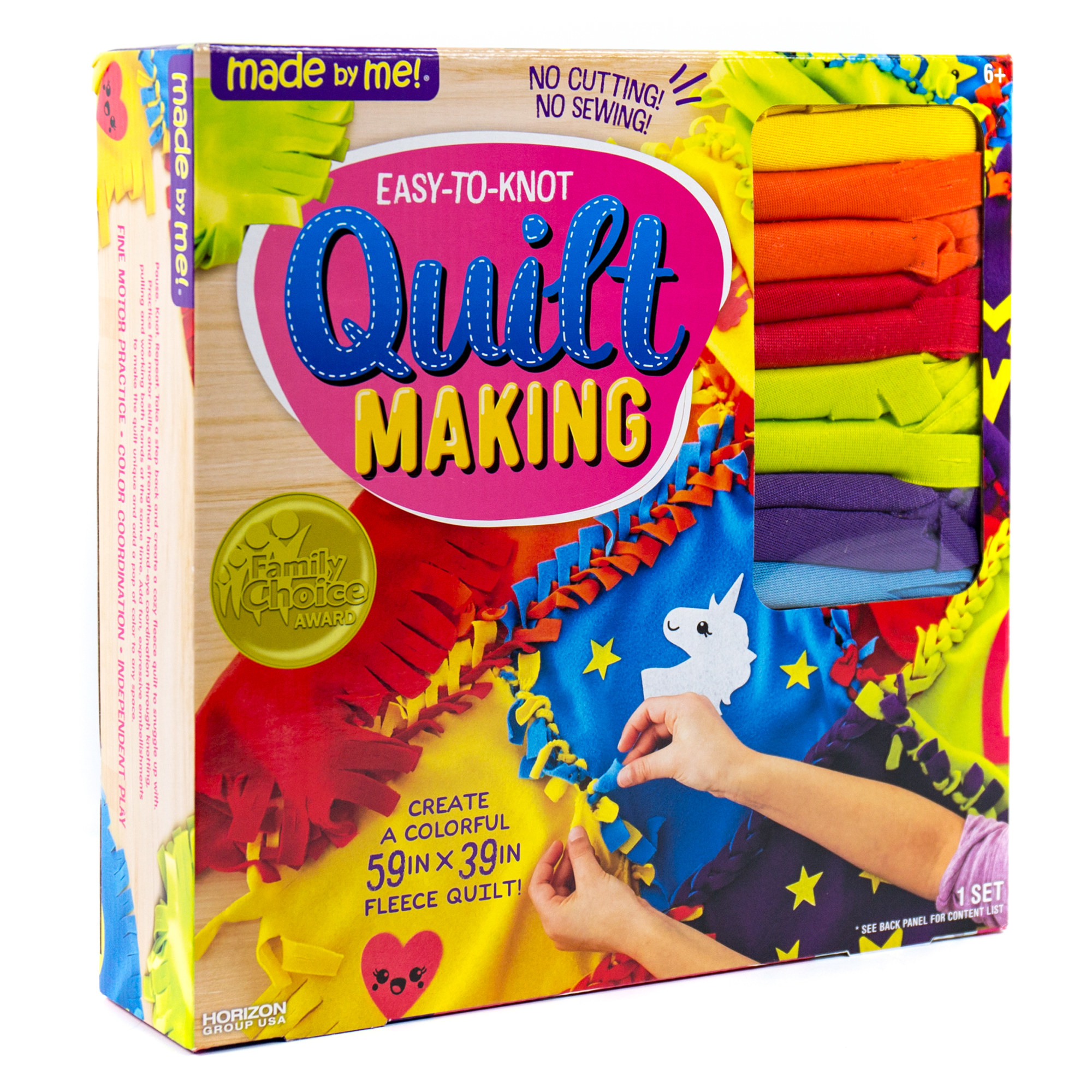 the quilt-making kit