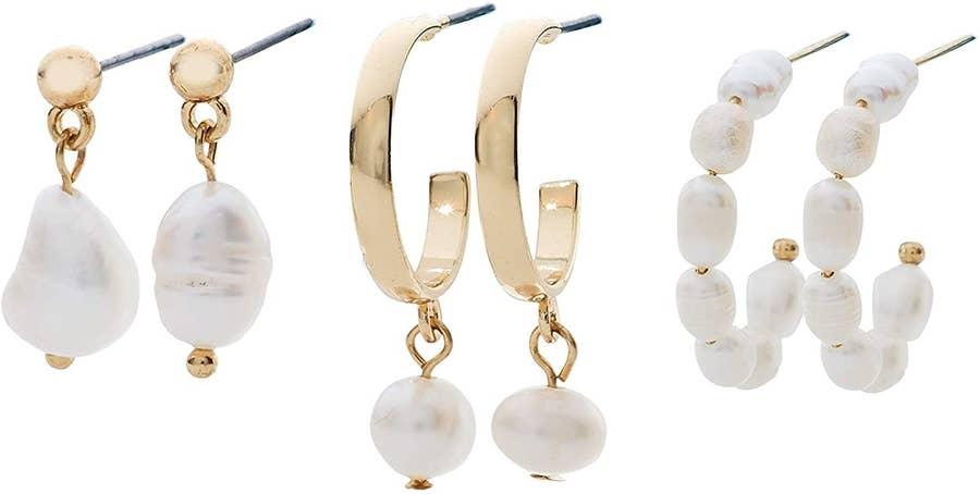 14mm Diameter Resin Earrings Gifts Handmade in the UK Hi Ho Silver Glitter Baby Studs