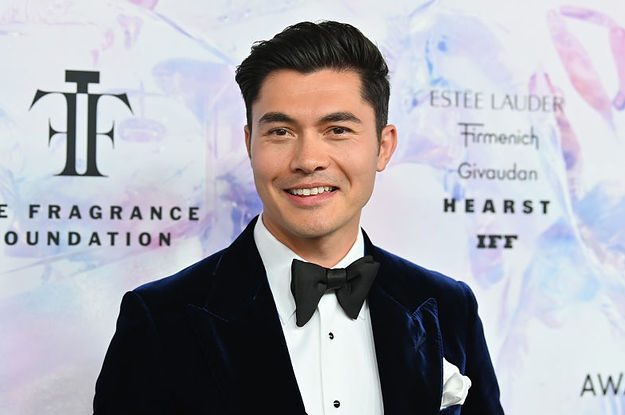 Henry Golding And His Wife Are About To Become Parents, And The Announcement Is Super Cute