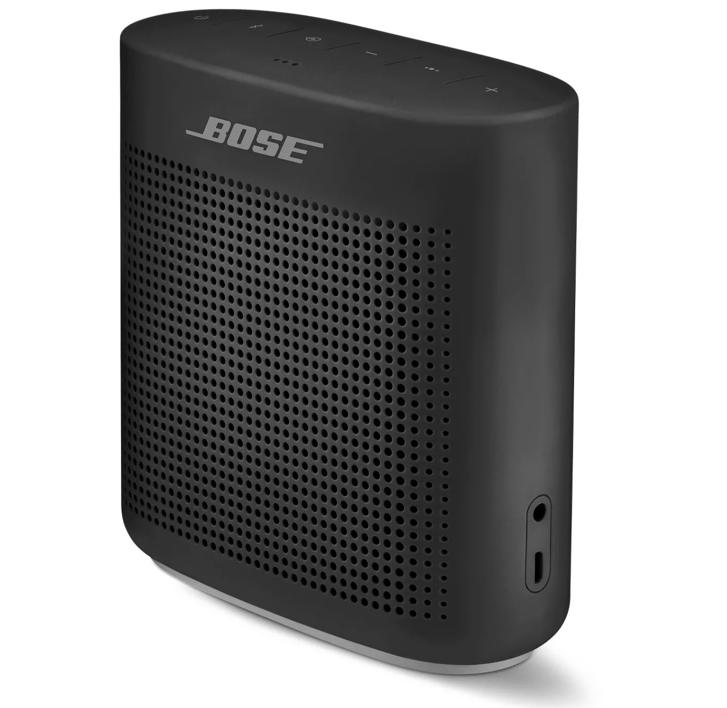 The Bose speaker
