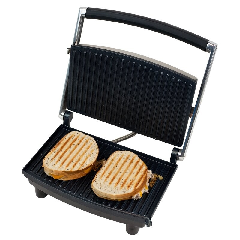 The panini presss
