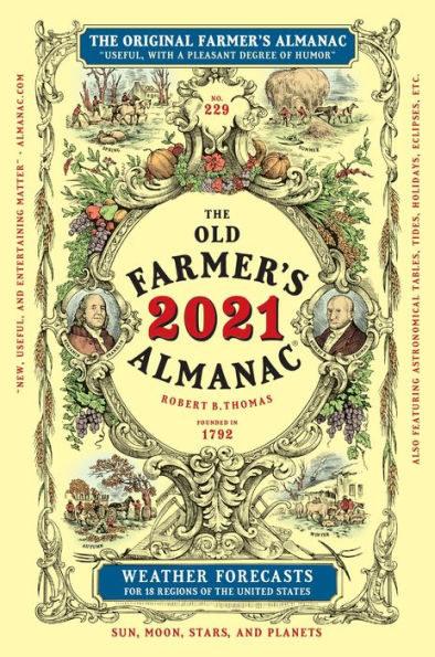 cover of the almanac
