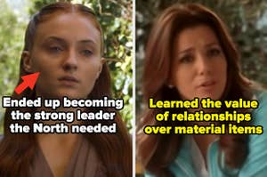 Sansa Stark from