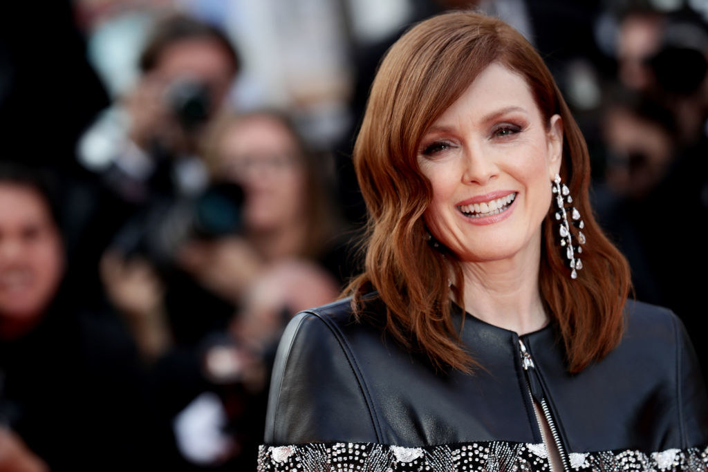 Julianne Moore at the Cannes Film Festival in 2019