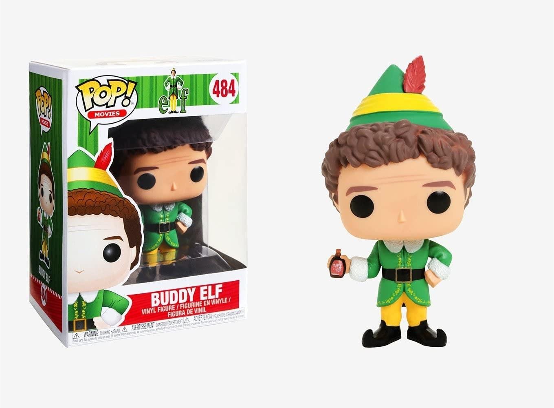 Buddy the elf figurine