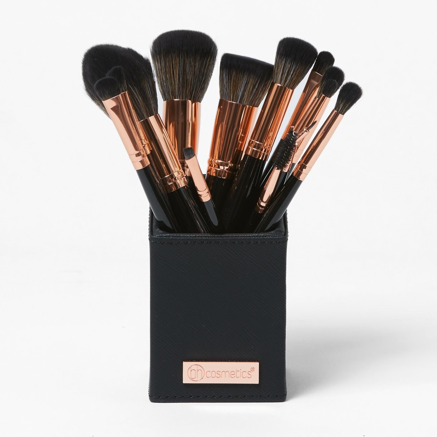 BH Cosmetics Rose Gold Makeup Brush Set