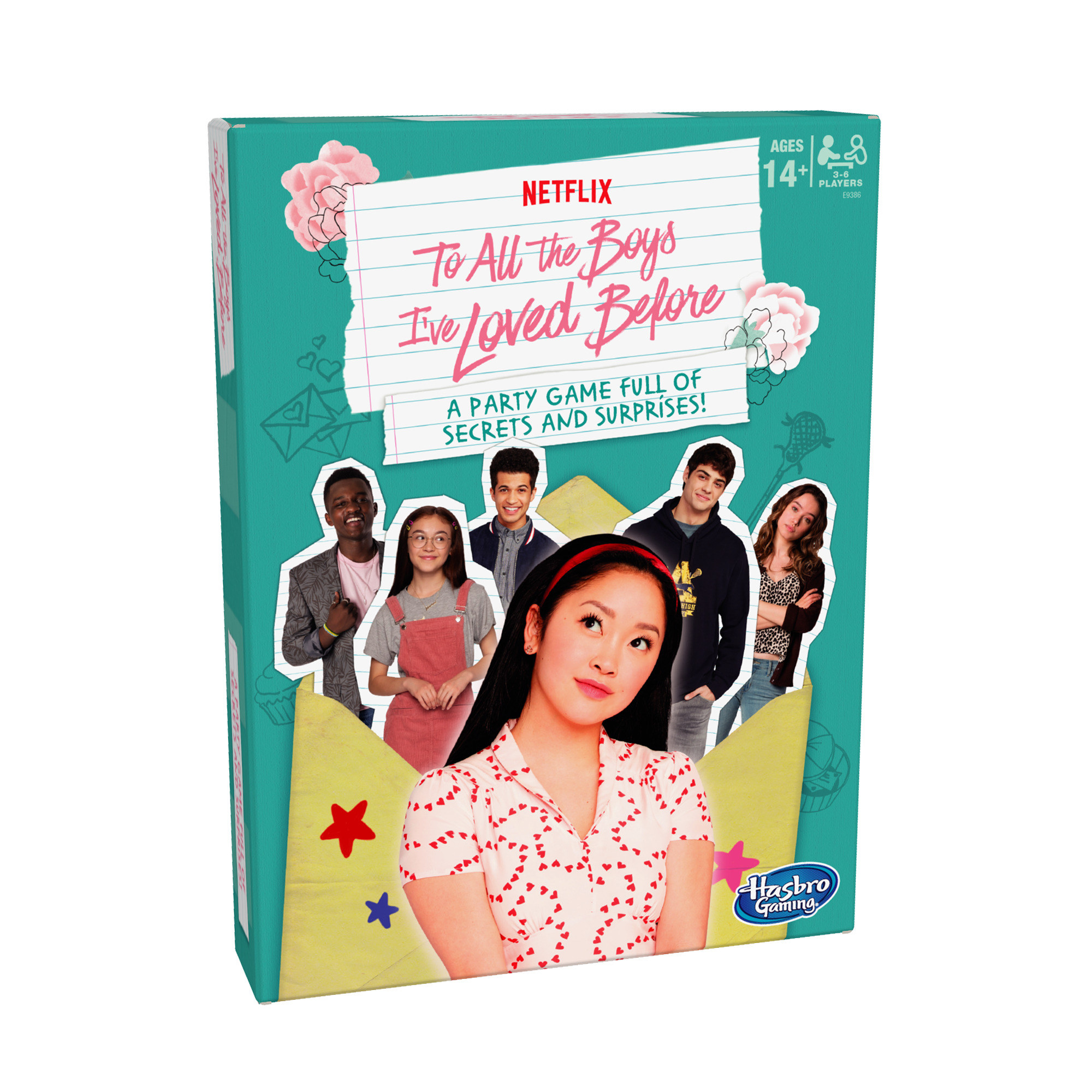 to all the boys i've loved before board game