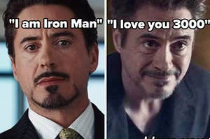 I am iron man and i love you 3000 screenshots and labels